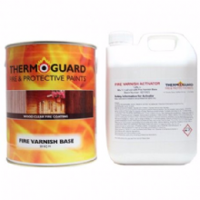 Thermoguard Fire Varnish Intumescent Wood Basecoat
